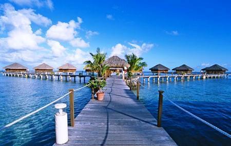 Te Tiare Resort Huahine Island