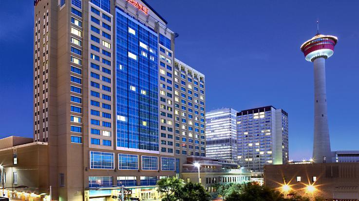 Hyatt Regency Hotel Calgary