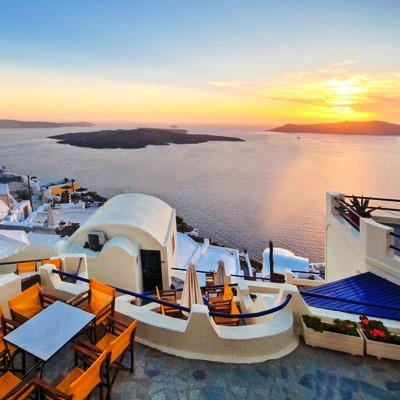 Efterpi Villas Hotel Santorini