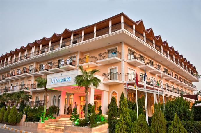 L'Oceanica Beach Resort Hotel Camyuva