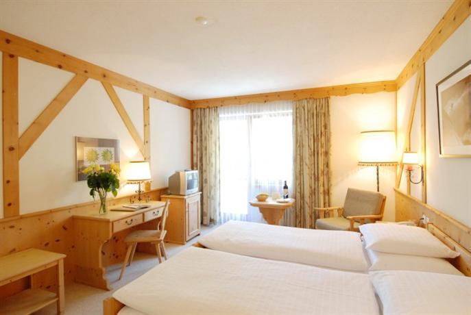 Edelweiss Hotel Sils-Maria