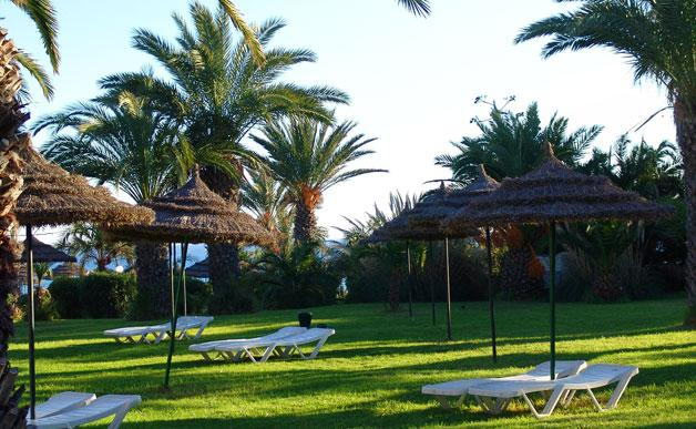 Coralia Palm Beach Hotel Hammamet