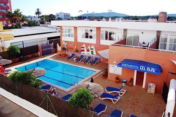 Apartamentos Cel Blau