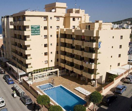 Mar I Vent Apartments Ibiza