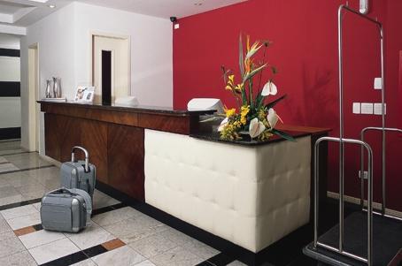 Bourbon Batel Express Hotel Curitiba