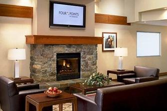 Four Points by Sheraton Hotel Prince George (Canada)