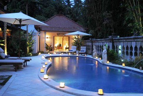 Tirta Ayu Hotel and Restaurant Bali