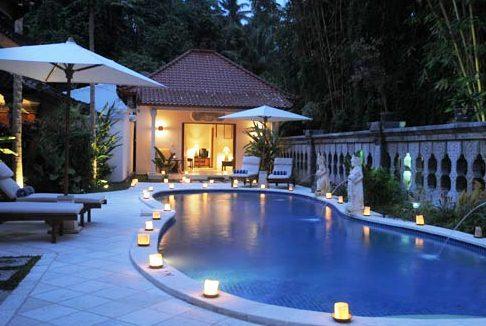 Tirta Ayu Hotel and Restaurant Bali