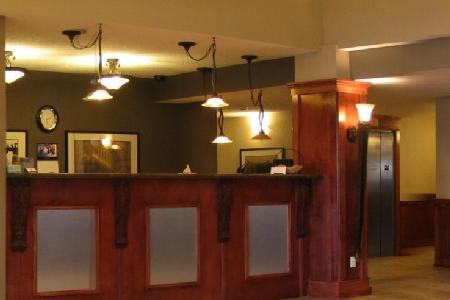 Lakeview Suites Inn Fort Nelson