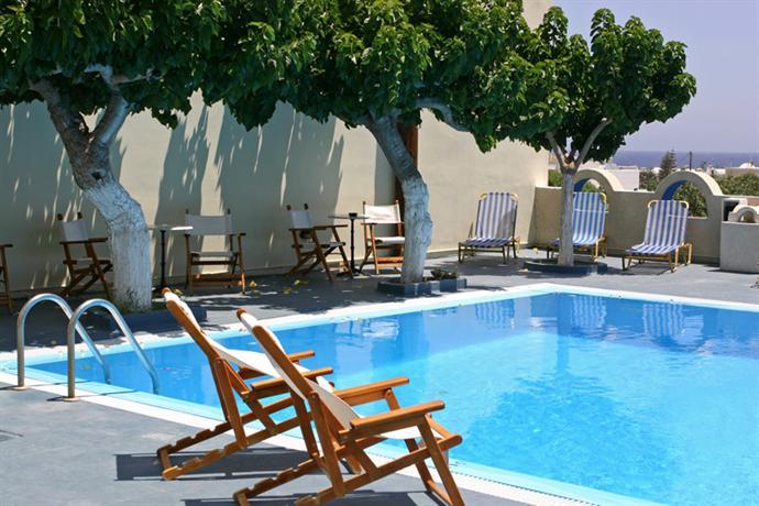 Artemis Beach Hotel Santorini