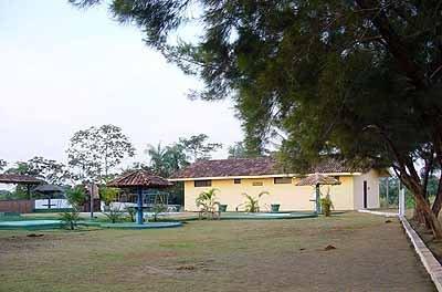 Pousada Parque Das Aguas