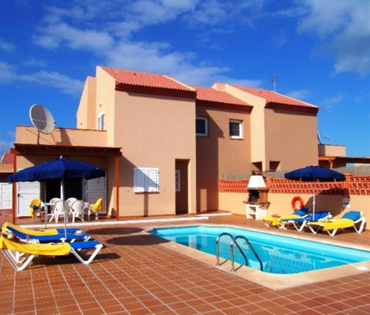 Holiday Villas Corralejo