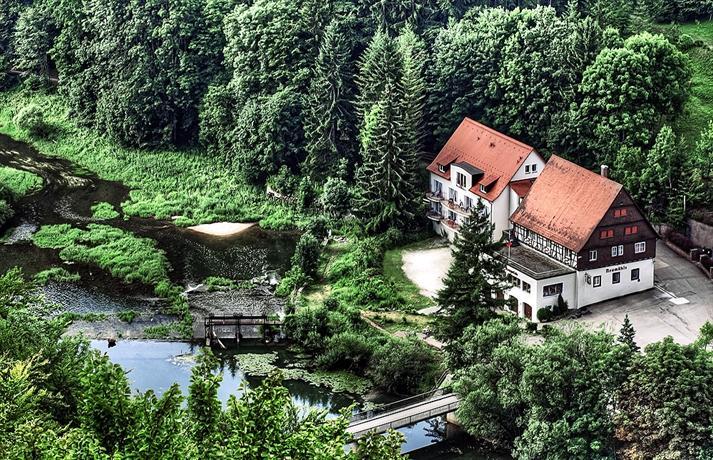 Hotel-Gasthof Neumuhle