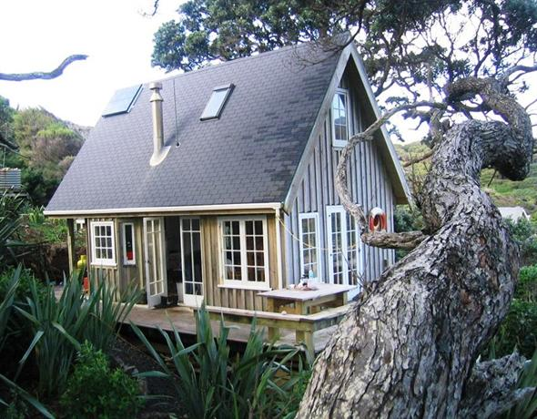 The Guest House At Kennedy Point Vineyard