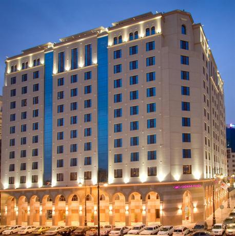 صورةفندق كراون بلازا المدينة