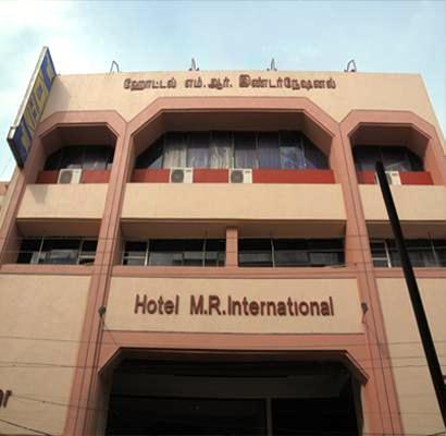 M R International