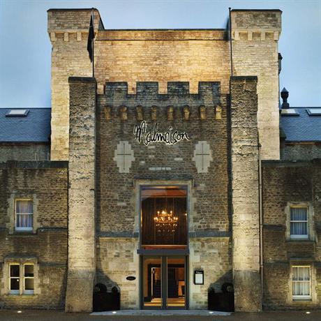 Malmaison Oxford Castle