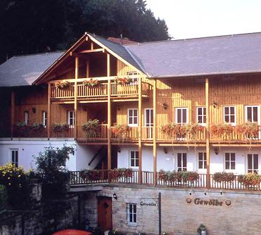 Erbgericht Hotel Bad Schandau