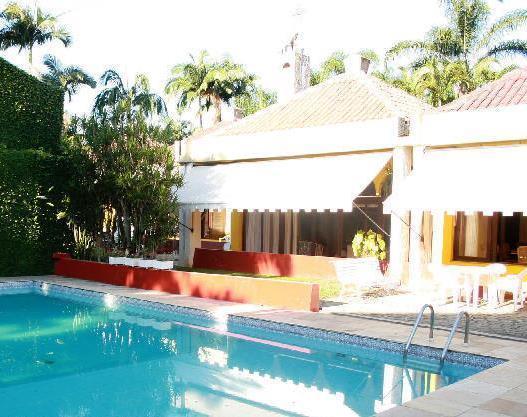 Hotel Pousada das Palmeiras Residence