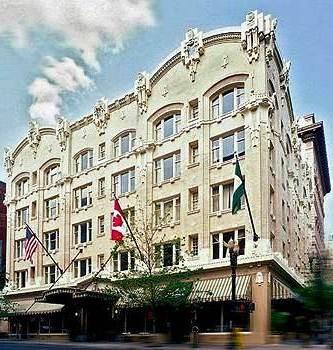 Sentinel a Provenance Hotel