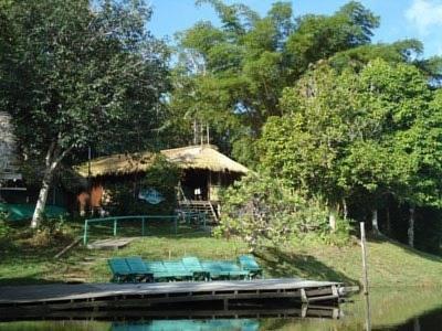 Dolphin Lodge Sao Lazaro