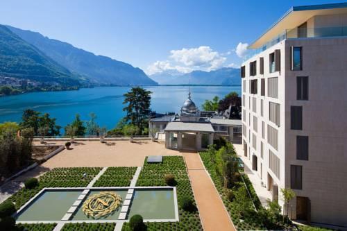 Le National Apartment Montreux