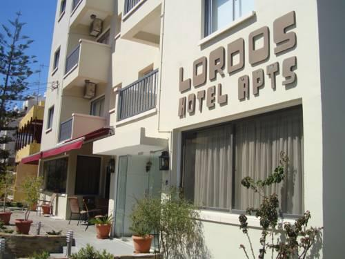 Lordos Hotel Apartments Limassol