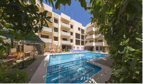Apartamentos Jovial Ibiza