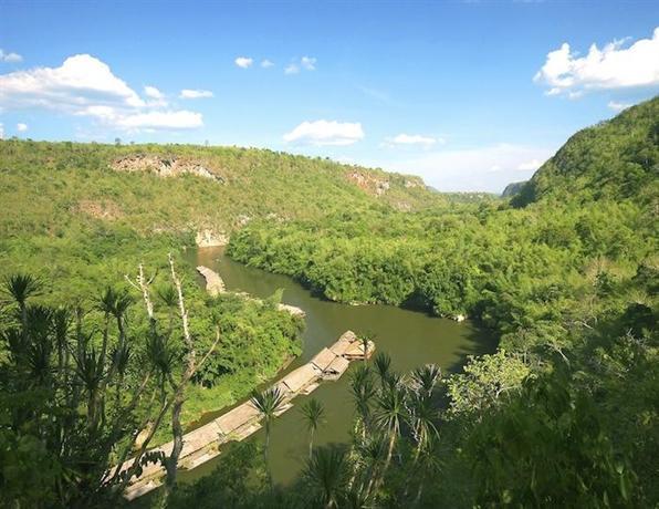 River Kwai Jungle Raft Floatel Sai Yok