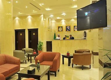 Tabuk ,Rwnza_Hotel_Apartments صورة