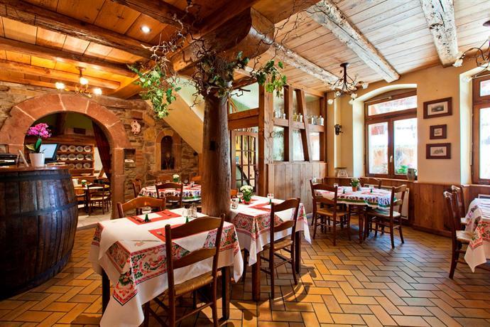 Hotel Restaurant  Ef Bf Bd Ribeauville