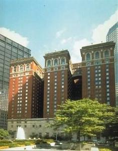 Omni William Penn Hotel Pittsburgh