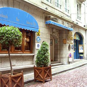 Hotel Central Saint-Malo