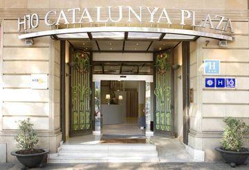 H10 Catalunya Plaza Hotel Barcelona