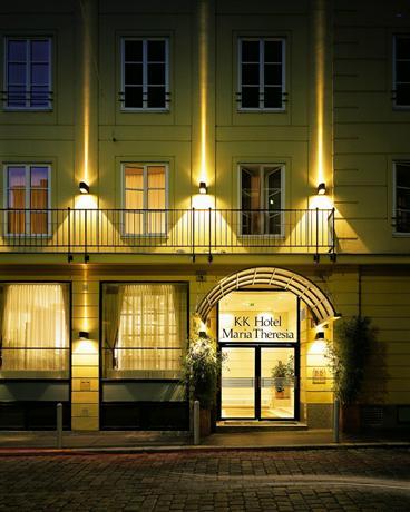 K K Hotel Maria Theresia