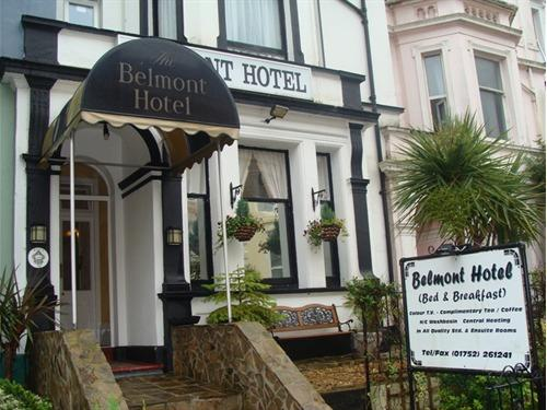 Belmont Hotel Plymouth (England)