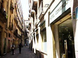 Hotel Comercio Barcelona