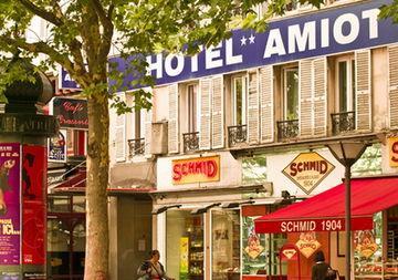 Amiot Hotel Paris
