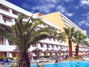 Hotel Golf Trinidad Roquetas de Mar