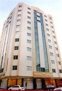 Pangulf Hotel Suites Sharjah