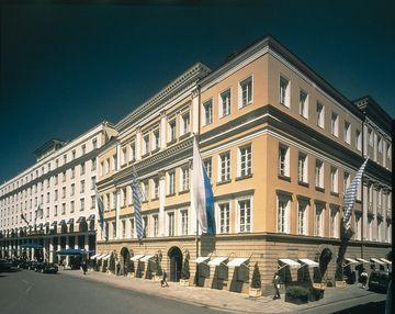 Bayerischer Hof Hotel Munich