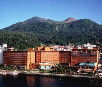 Manseikaku Lakeside Terrace Hotel Abuta