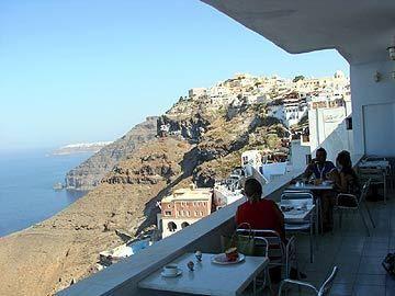 Panorama Hotel Santorini
