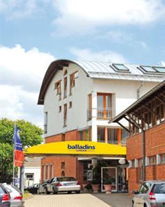 Balladins Superior Hotel Seminarius Braunschweig