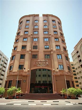 Dubai ,Eureka_Hotel صورة