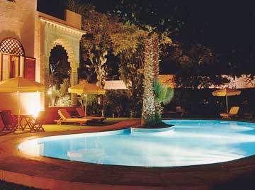 Red House Hotel Marrakech Avenue El Yarmouk Hivernage