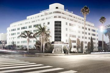 Shangri La Hotel Santa Monica