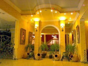 Sands Hotel Palmyra (Syria)