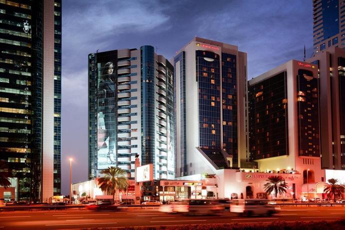 Dubai ,Crowne_Plaza_Hotel_Dubai صورة