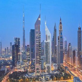 Dubai ,Jumeirah_Emirates_Towers_Hotel صورة